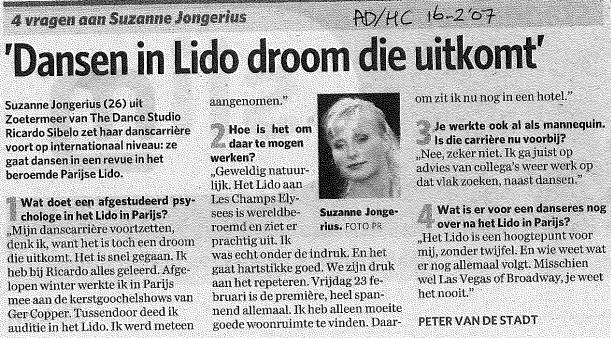 Interview-Suzanne-Jongerius_AD/HC_2007